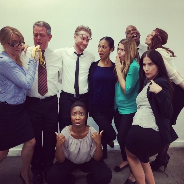 "Office Cukkeltics ""The Game"