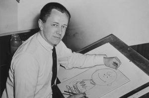 Charles Schulz Peanuts Comic Strip
