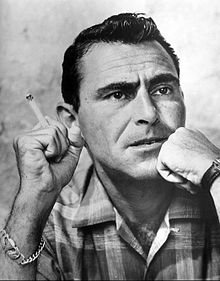 Twilight Zone Rod Serling