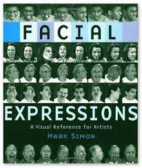 Facial Expressions by Mark Simon.