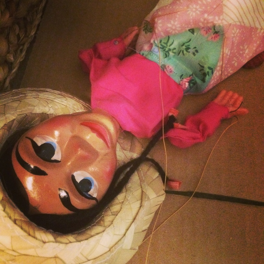 Valerie-Puppet show by Film Director Jamaal R. James for James Creative Arts And Entertainment Company.