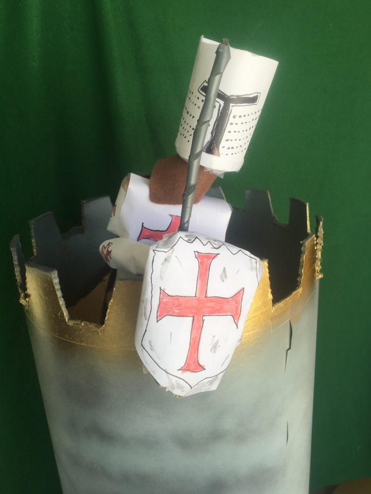 The Last Knights Templar puppet show by Creative Director Jamaal R. JAmes for JAmes Creative Arts And Entertainment Company. puppet show.