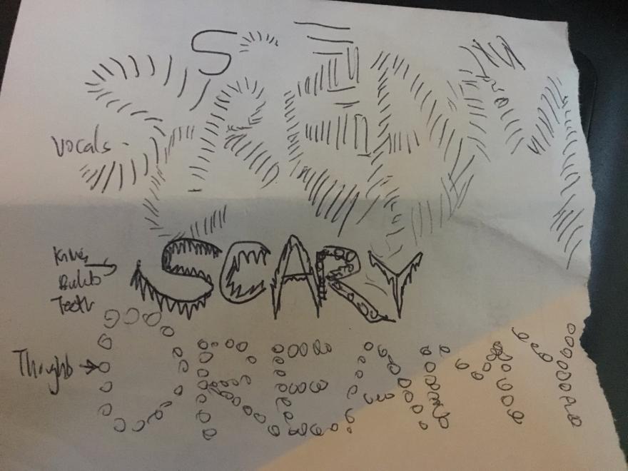 Screamy Scary Dreamy Feature Film