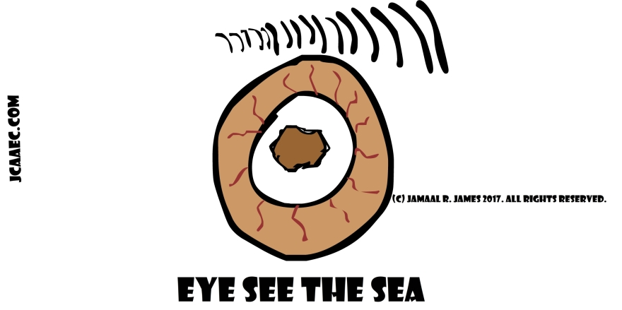 JCAAEC eye see the sea