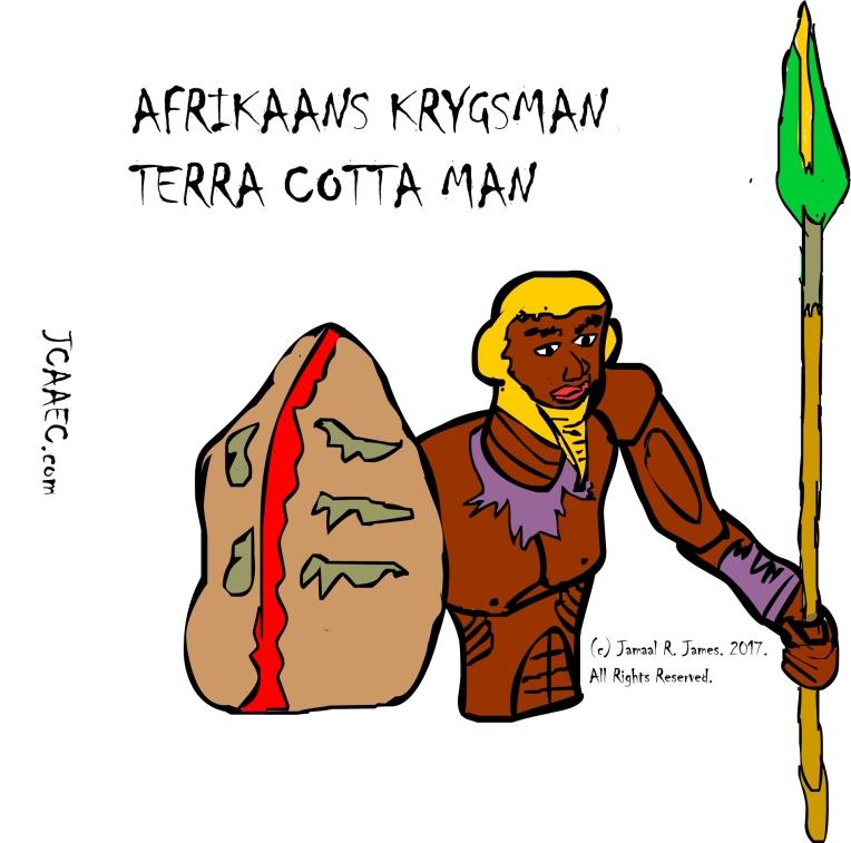 Afrikaans Krygsman 2018 jcaaec