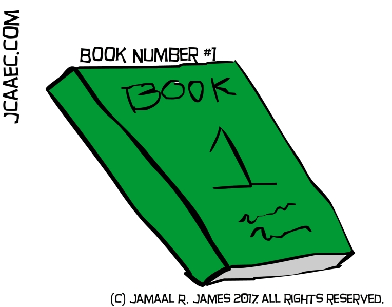 james creative arts and entertainment company-booknumber1