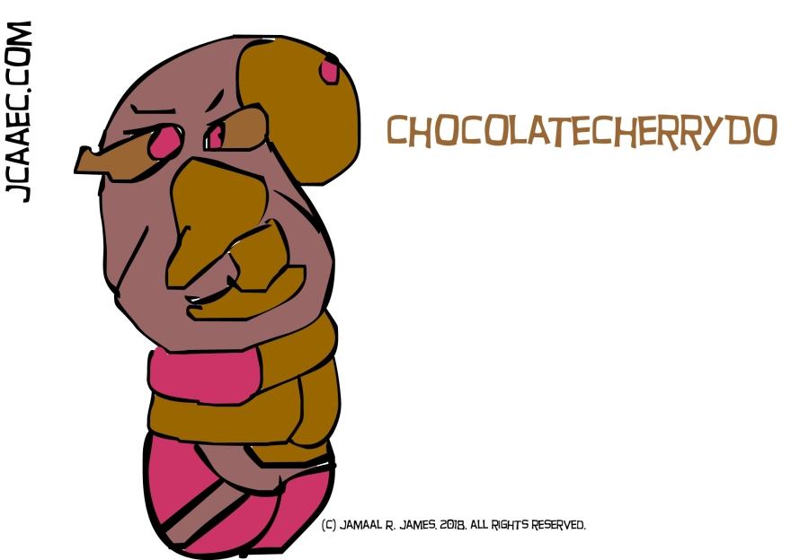 james creative arts and entertainment company-chocolate cherry