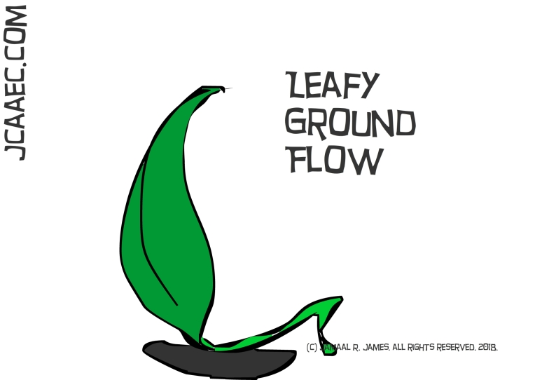 Leafy Ground Flow-james-creativearts-jcaaec-december-2018