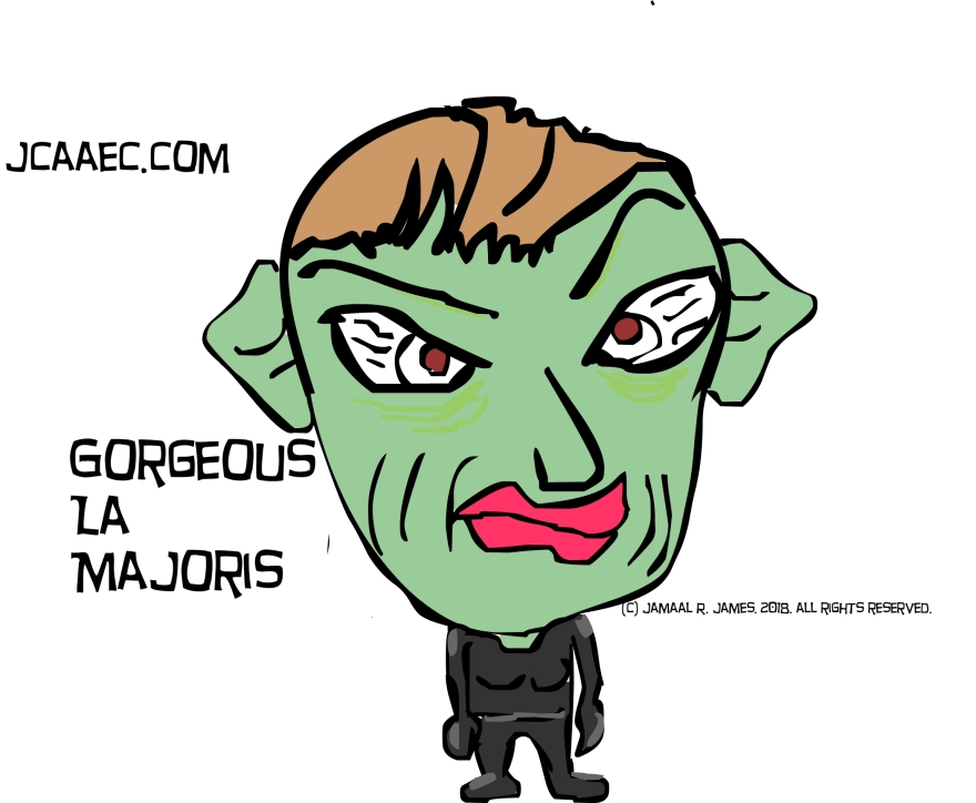 Gorgeous la majoris-character design-james creative arts and entertainment company-jcaaec