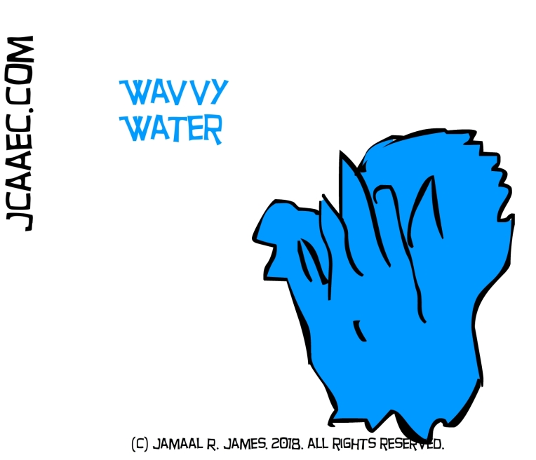 wavywater-james creative arts and entertainment company