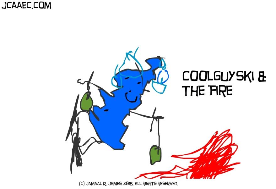 coolguyski and the fire-jcaaec
