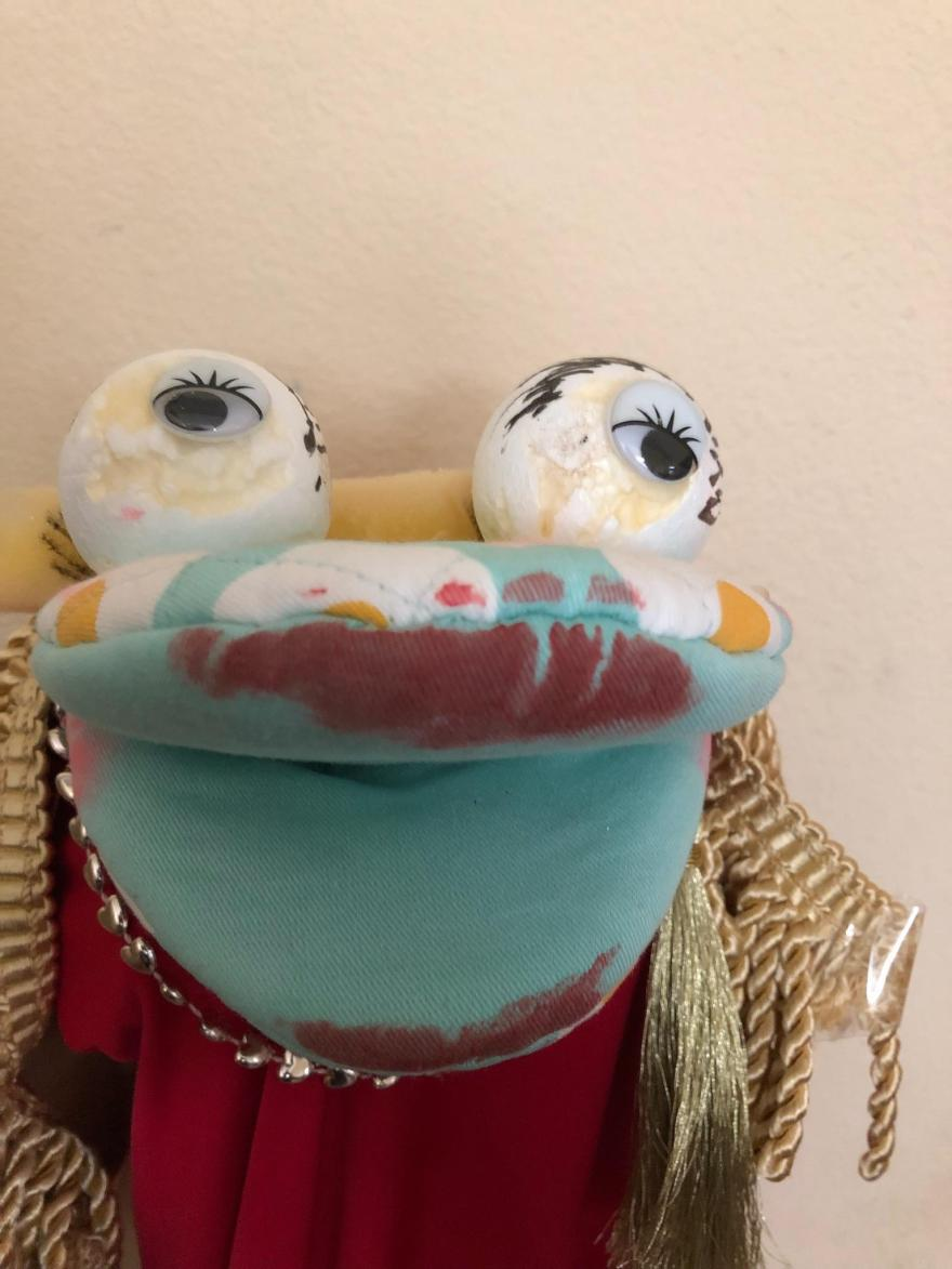 Princess Inez-james creative arts and entertainment company-puppet show-childrens show