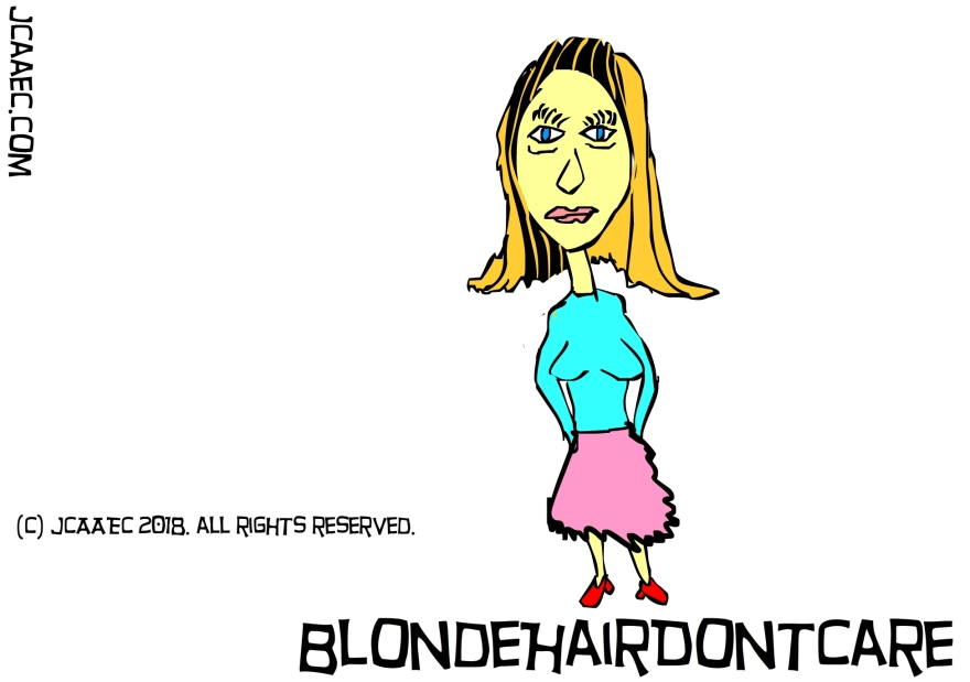 Blondehair dontcare-jcaaec-characterdesign