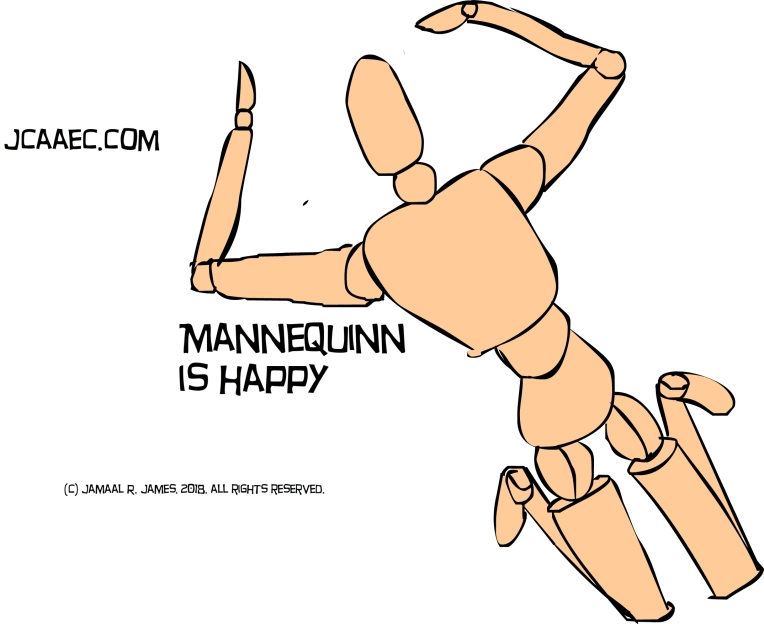 mannequinn-jcaaec-james creative arts and entertainment company