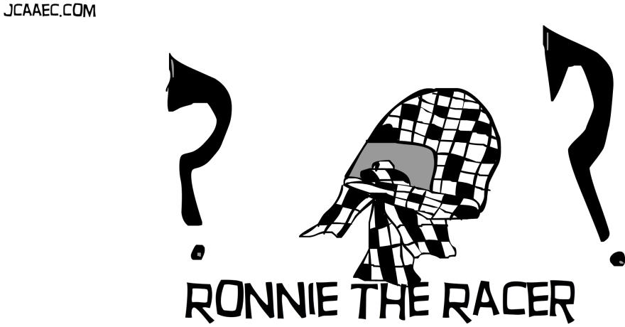 Ronnietheracer-jcaaec-james creative arts and entertainment company-wheresmybike