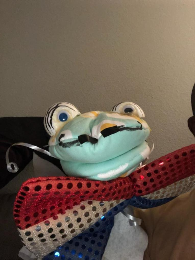 Puppet Pierre Has No Flare-jcaaec-creative arts school reject