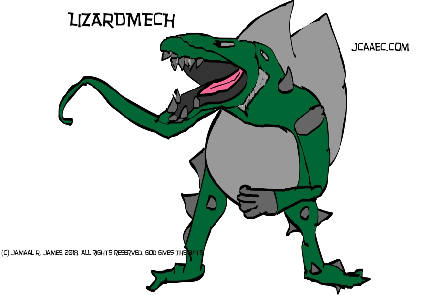 lizardmech-jcaaec-GOD1st-Winning