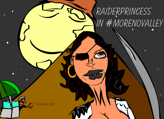Raiderprincess-morenovalley-GOD1-filmmakingagain-horror-lovestory