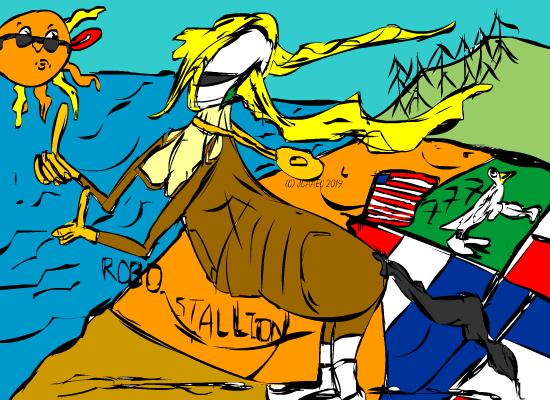 Robo-stallion-jcaaec-had-a-medailion