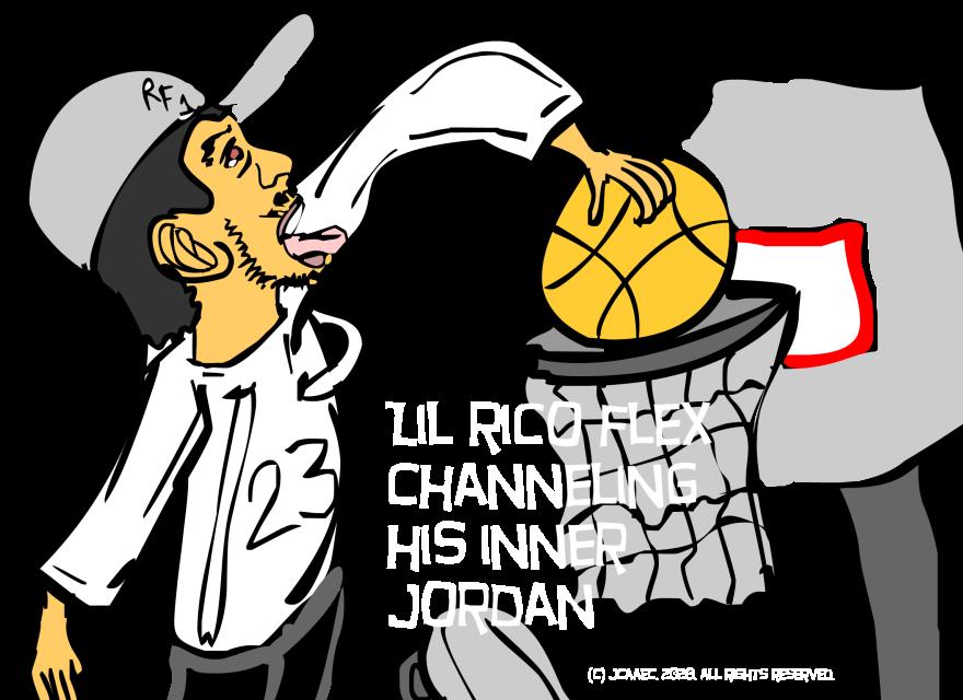 jcaaec-lilricoflex-workingonhisinner-MJ-Jordanfor3-thecrowdgoeswild-thanksGOD-Gracias-JefeyJefa